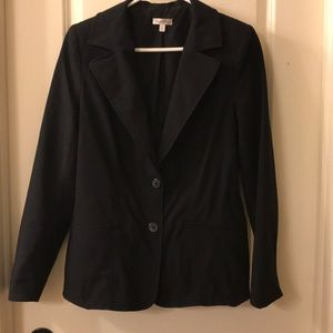 Staple black blazer